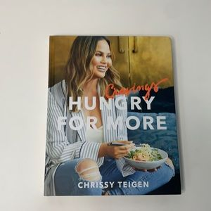 Chrissy Teigan Hungry for more Cookbook